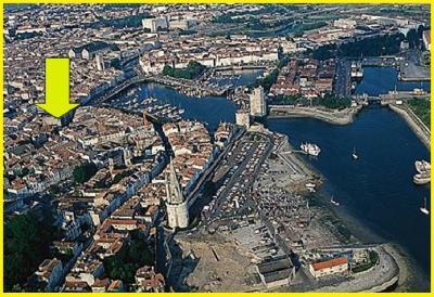 Plan de la location Location Appartement 84130 La Rochelle
