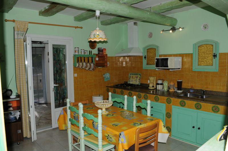 Cuisine indépendante Location Appartement 86202 Calvi