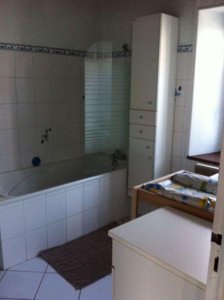 salle de bain Location Gite 87254 Wissant
