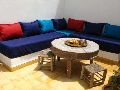 Terrasse 2 Location Maison 91222 Essaouira