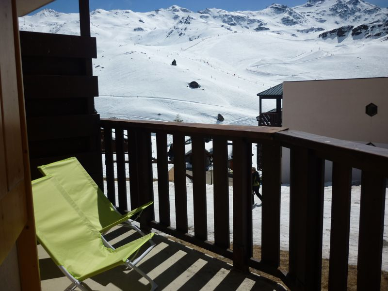 Balcon Location Appartement 92048 Val Thorens