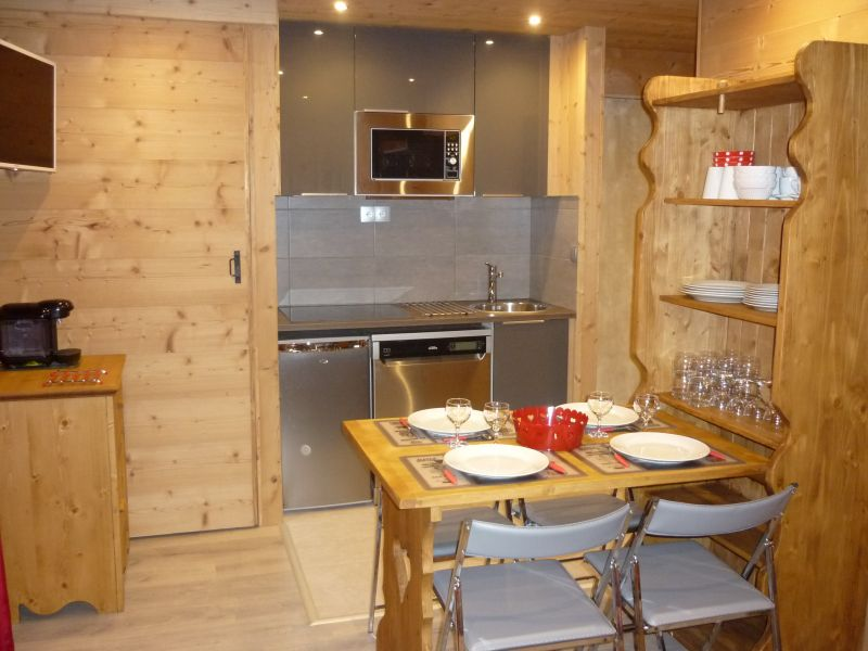 Coin cuisine Location Appartement 92048 Val Thorens