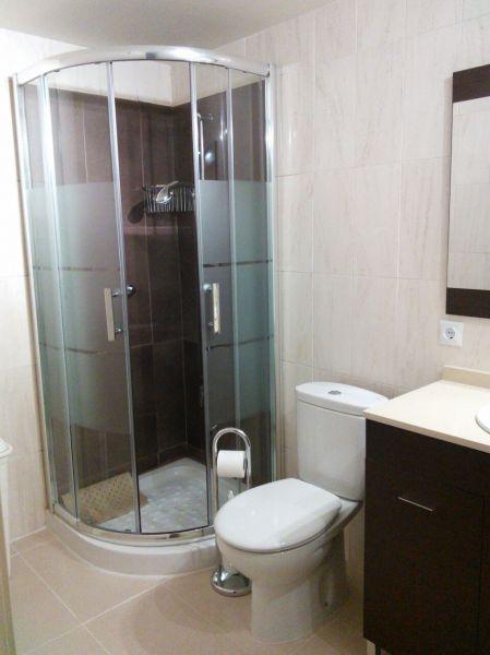 salle de bain Location Appartement 92344 Rosas