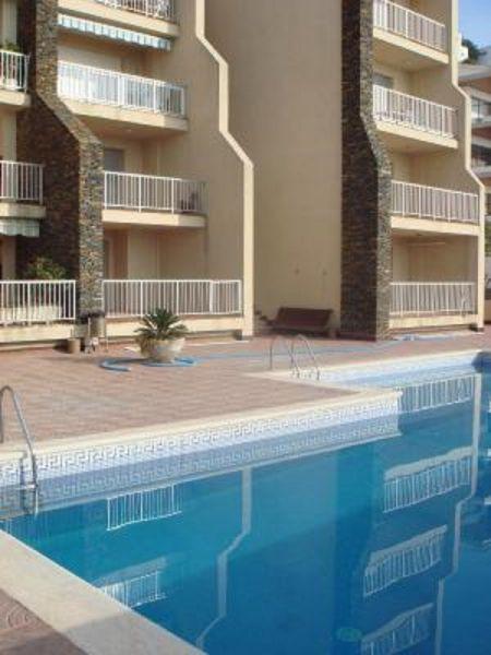 Vue de la terrasse Location Appartement 92344 Rosas