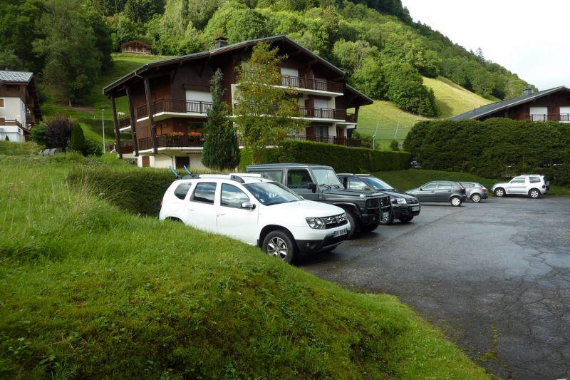 Parking Location Studio 92363 Megève