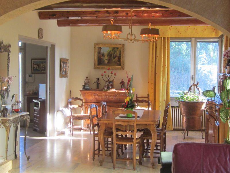 Salle à manger Location Villa 93665 Avignon