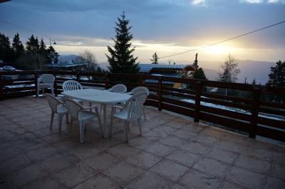 Terrasse Location Maison 94312 Chamrousse