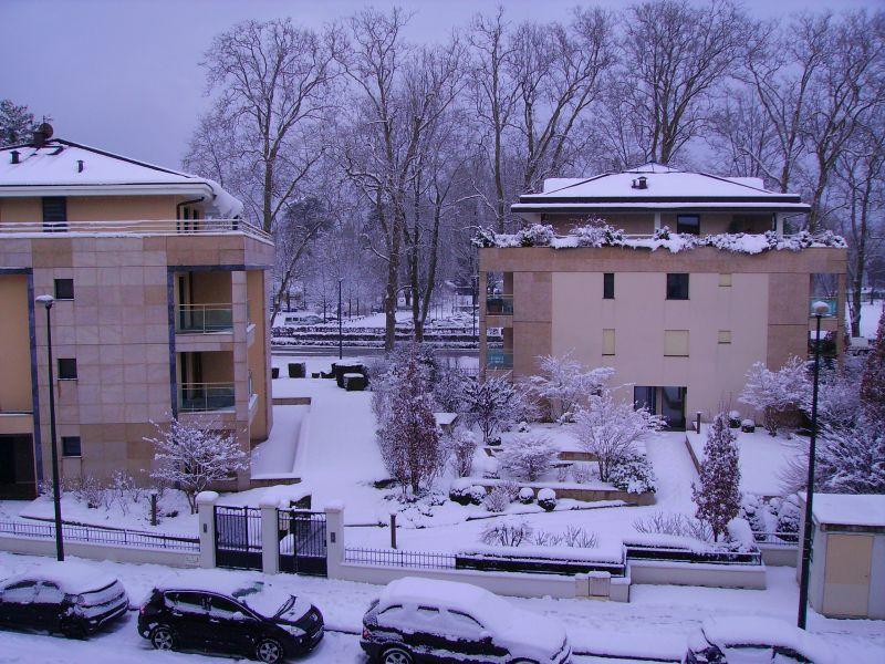 Vue du balcon Location Appartement 94359 Annecy
