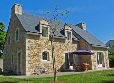Vue ext�rieure de la location Location Maison 94735 Quiberon