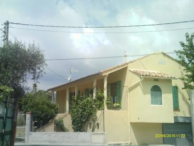 Vue extérieure de la location Location Villa 97024 Nice