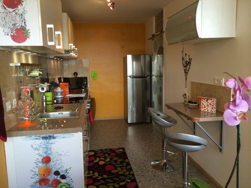 Cuisine indépendante Location Appartement 97715 PARIS