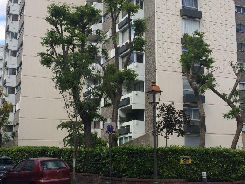 Vue extérieure de la location Location Appartement 97715 PARIS