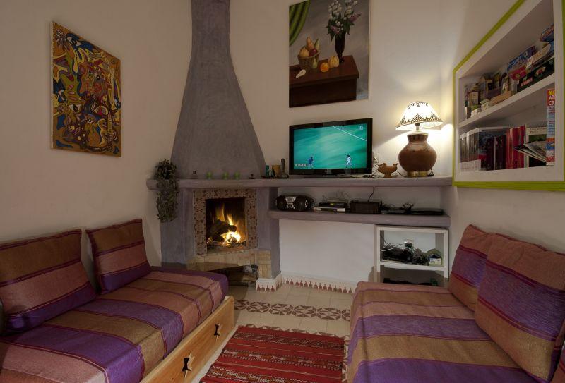 Vue depuis la location Location Maison 100928 Essaouira