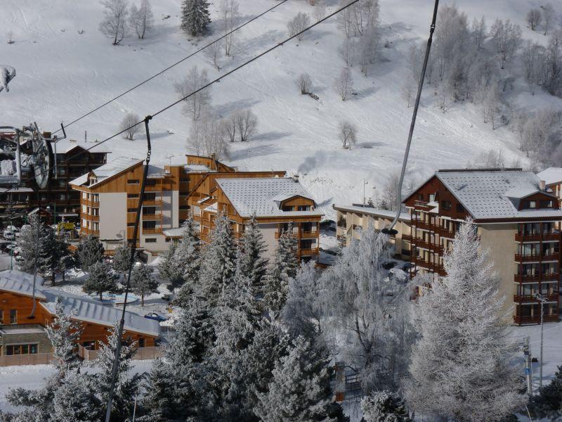 Vue à proximité Location Appartement 101179 Les 2 Alpes
