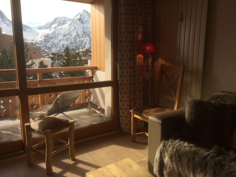 Salon Location Appartement 101179 Les 2 Alpes