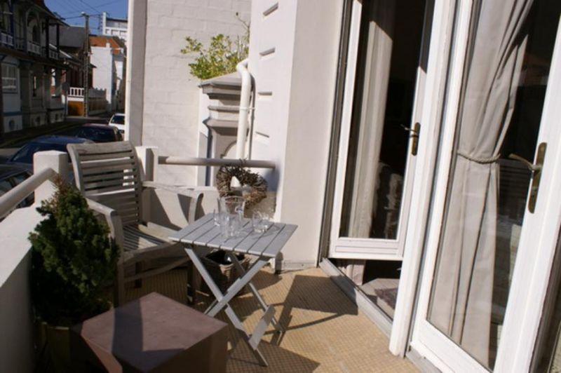 Vue du balcon Location Appartement 101891 Le Touquet