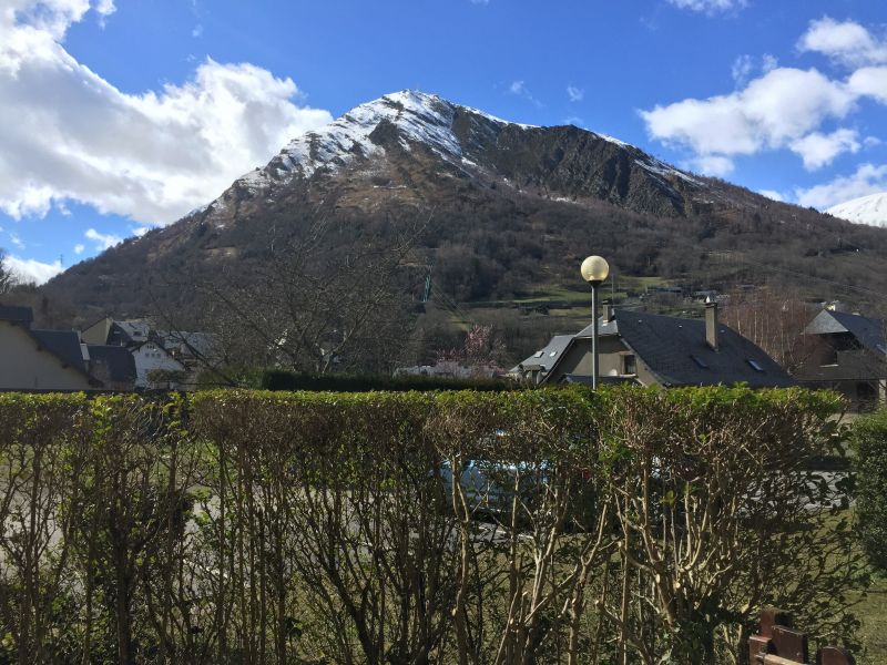 Vue extérieure de la location Location Appartement 102268 Saint Lary Soulan