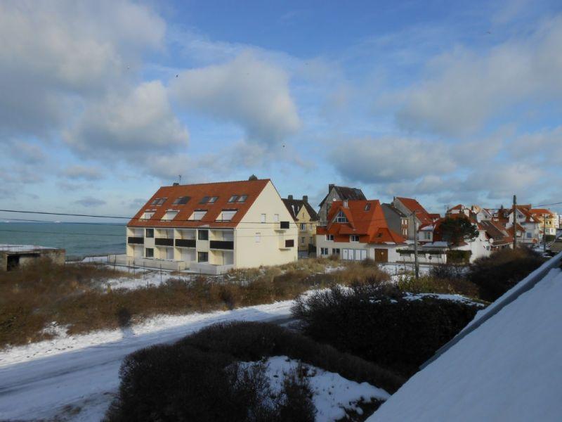 Vue depuis la location Location Villa 106031 Wissant
