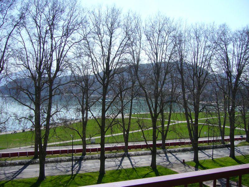 Vue du balcon Location Appartement 106034 Annecy