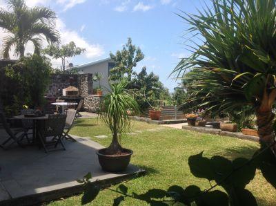 Jardin Location Appartement 106713 Etang Salé - Avirons