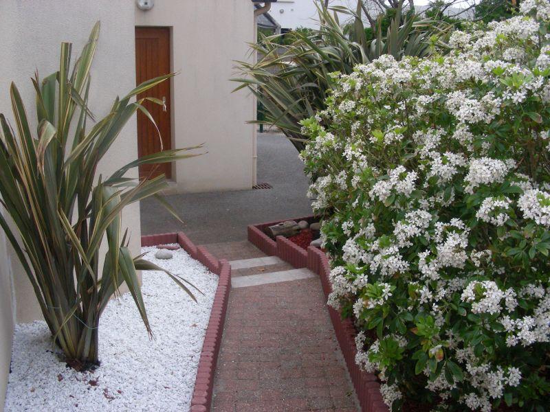 Jardin Location Maison 106887 Île Tudy