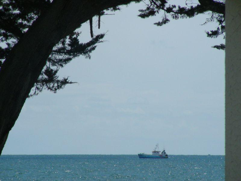 Vue depuis la location Location Maison 106887 Île Tudy