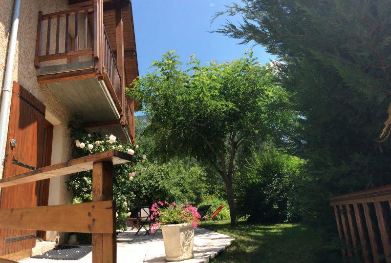 Vue extérieure de la location Location Chalet 106972 Serre Chevalier