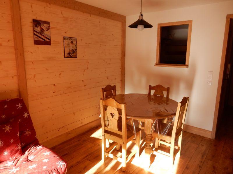 Séjour Location Appartement 107182 Areches Beaufort