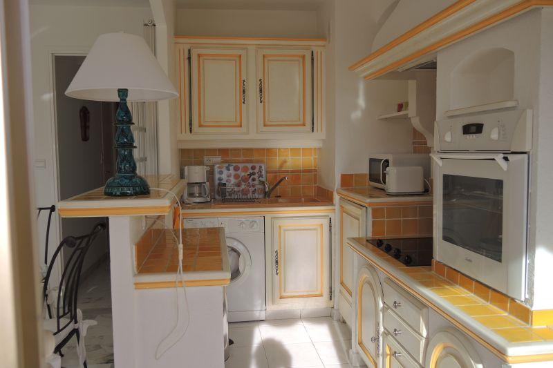 Cuisine américaine Location Appartement 109376 Juan les Pins