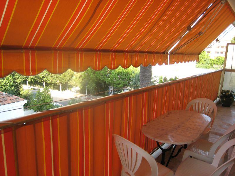 Balcon Location Appartement 109376 Juan les Pins