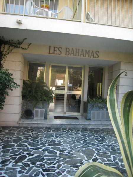 Entrée Location Appartement 109376 Juan les Pins