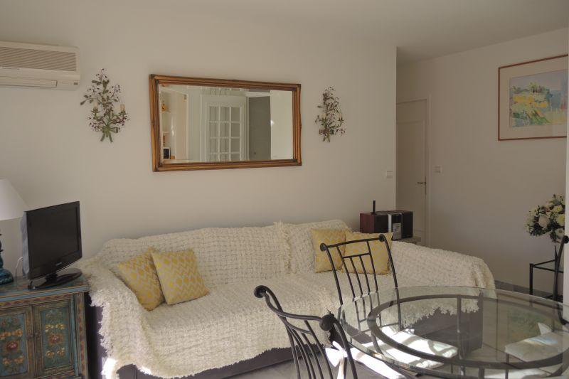 Séjour Location Appartement 109376 Juan les Pins