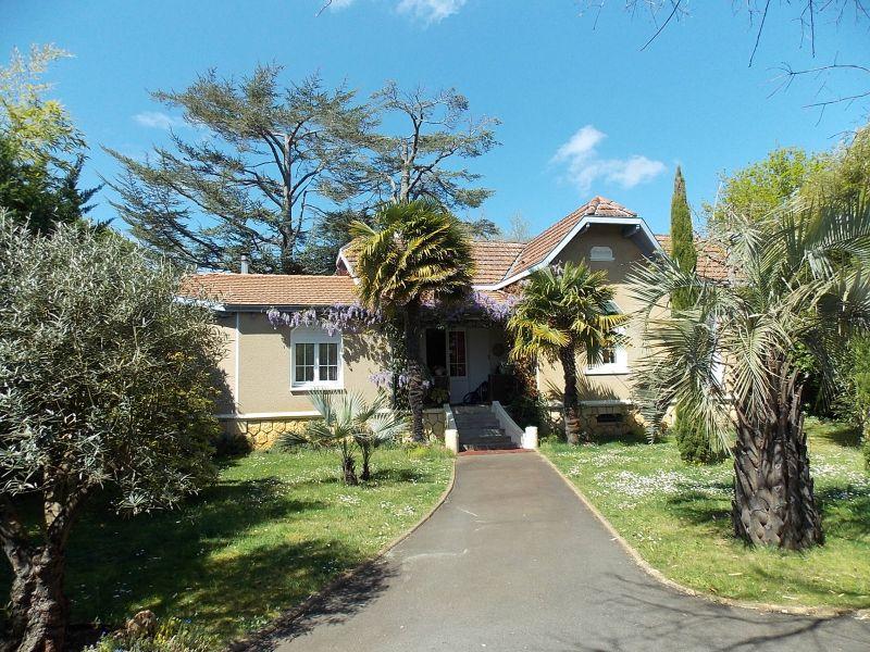 Vue extérieure de la location Location Villa 110595 Lanton
