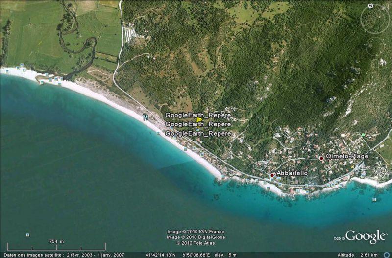 Location Bungalow 110738 Propriano