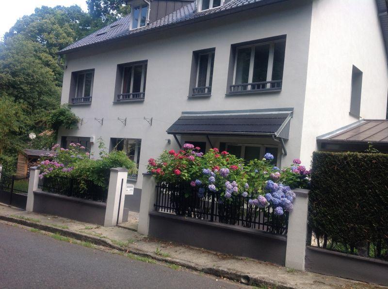 Vue extérieure de la location Location Villa 111500 Saint Valéry sur Somme