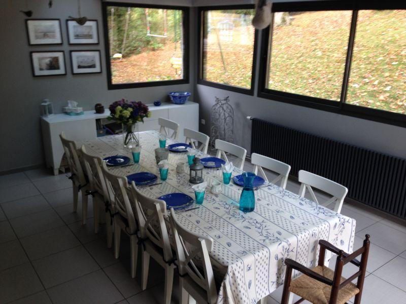 Salle à manger Location Villa 111500 Saint Valéry sur Somme