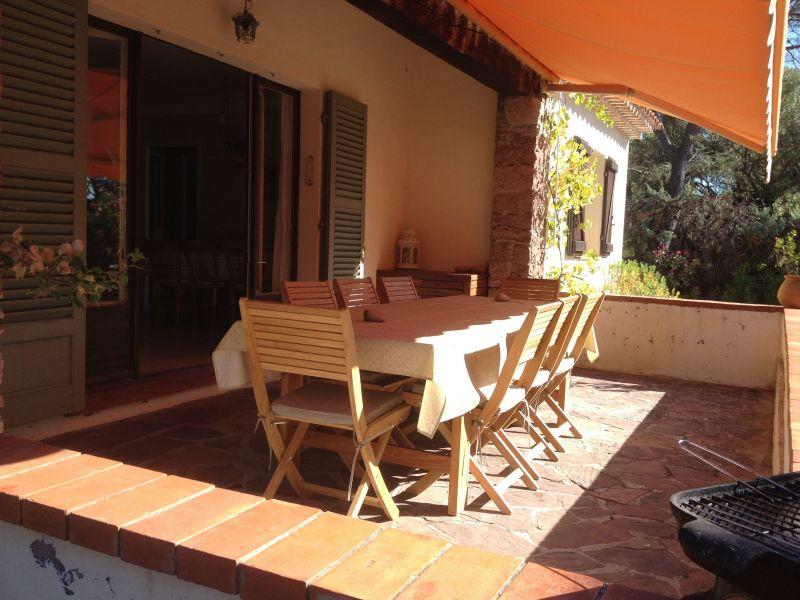 Terrasse Location Villa 113140 Saint Raphael