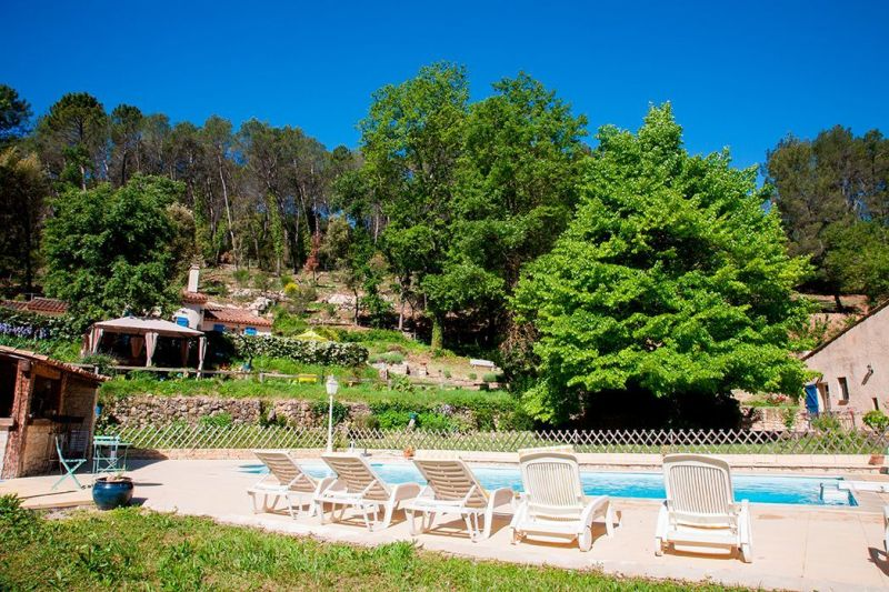 Piscine Location Villa 113594 Cotignac