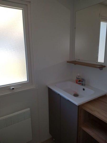 Salle d'eau Location Mobil-home 114302 Lit-et-Mixe