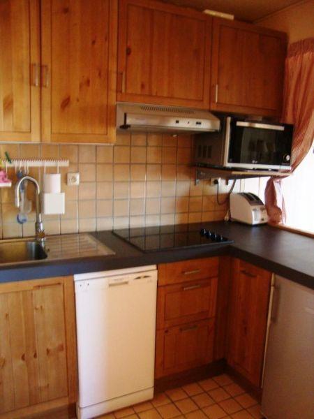 Cuisine américaine Location Appartement 114936 Avoriaz
