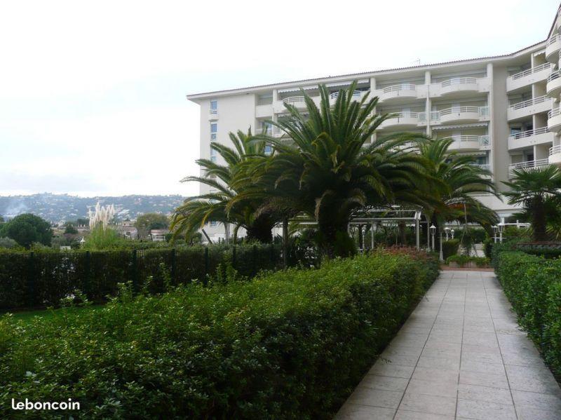 Jardin Location Appartement 115401 Juan les Pins