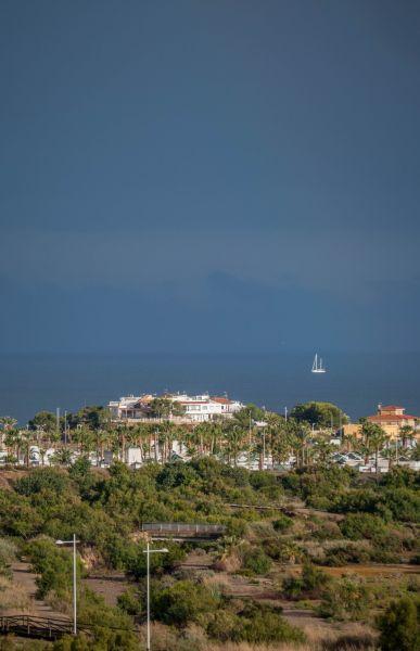 Vue de la terrasse Location Appartement 116601 San Juan de los Terreros