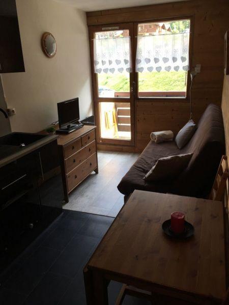 Séjour Location Studio 116682 Les Menuires