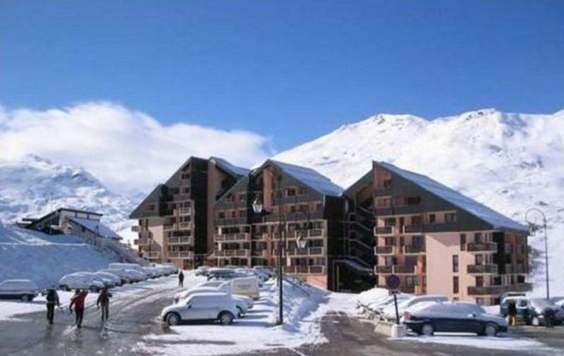 Parking Location Studio 116682 Les Menuires