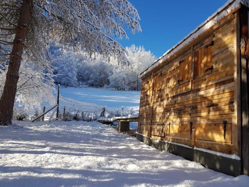 Vue à proximité Location Gite 117285 Valmeinier