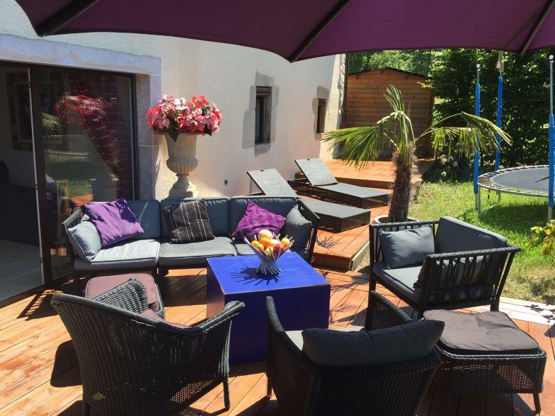 Terrasse 2 Location Villa 117375 Annecy
