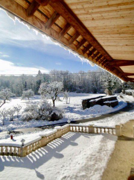 Vue depuis la location Location Villa 117375 Annecy