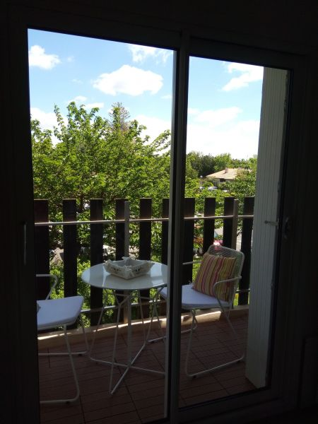 Vue du balcon Location Appartement 119484 Toulouse
