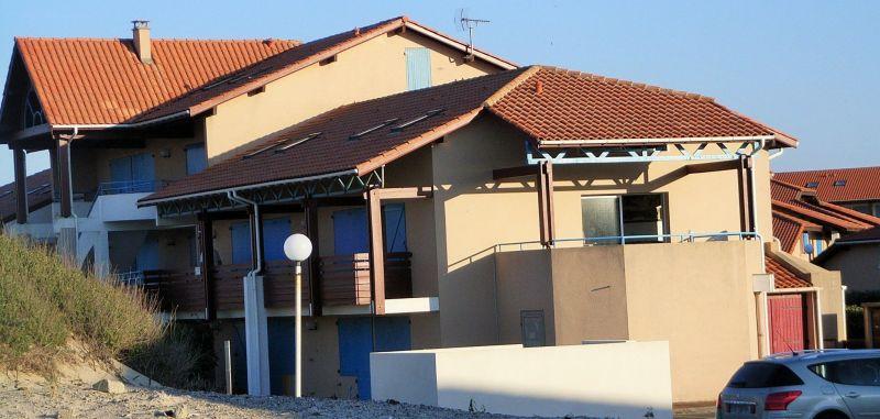 Vue extérieure de la location Location Appartement 119848 Biscarrosse