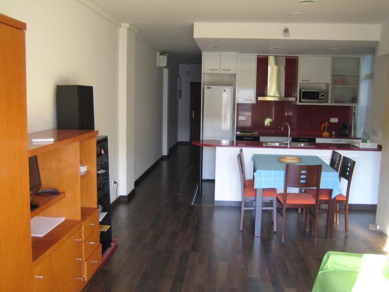 Salon Location Appartement 66541 Barcelone